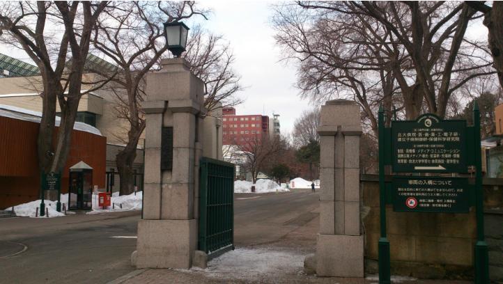 北海道大学录取成功案例
